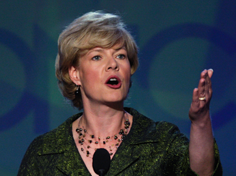WI Senate Candidate Tammy Baldwin Wanted Department of Peace