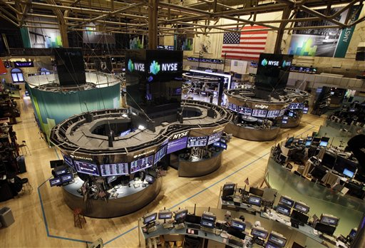 Sandy Stalls Stock Trading for Two Days