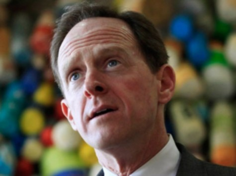 Exclusive: PA Sen. Toomey in Racine: Wisconsin Can Be Red