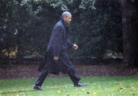 Obama to Make Statement About Hurricane Sandy: White House