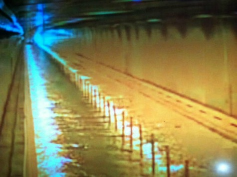 NYC's Brooklyn Battery Tunnel Flooded
