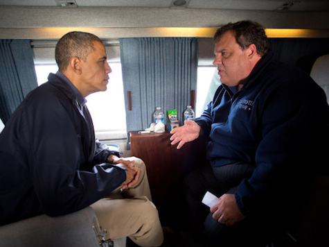 Why Christie Sucked Up To Obama: NJ 2013 Gubernatorial Race