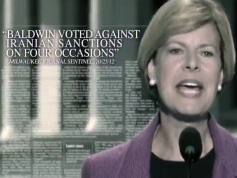WI: Tommy Thomspon hits Tammy Baldwin on Defense Voting Record