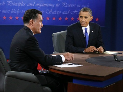 Final Debate: Obama Played for News Cycle, Romney Played for Election
