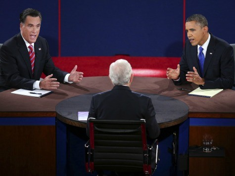Romney Gives Obama Room to Fumble Final Debate