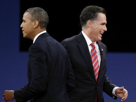 Dem Poll: Independents Like Romney After Third Debate