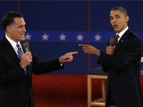 Battle Royale: Obama, Romney in Town Hall Brawl