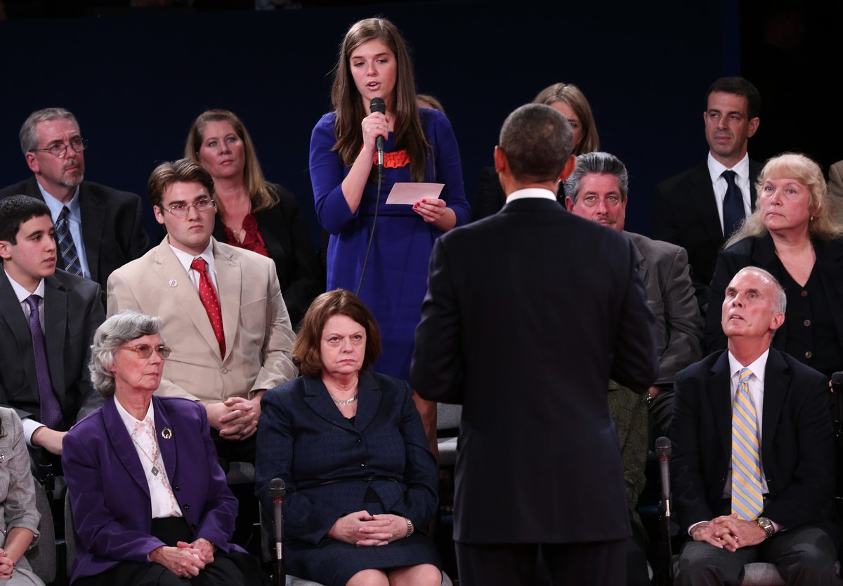 'Independent' Audience Asks Twice As Many Anti-Romney Questions