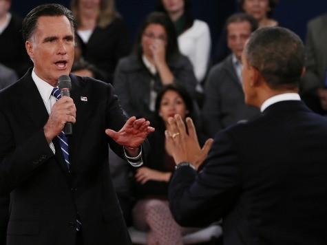 Post-Debate CNN Poll: Romney Buries Obama On Economy