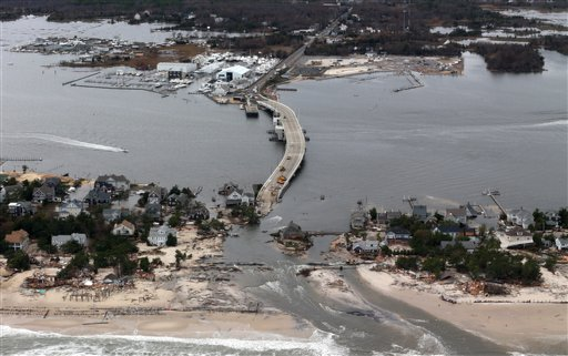 Battered NJ Agonizes over Whether to Rebuild Shore