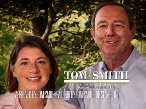 PA Sen. Candidate Smith Airs Ad Highlighting Philanthropy, Job Creation