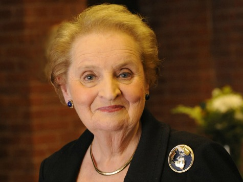 Obama Turns to Madeleine Albright for 'War on Women' Push