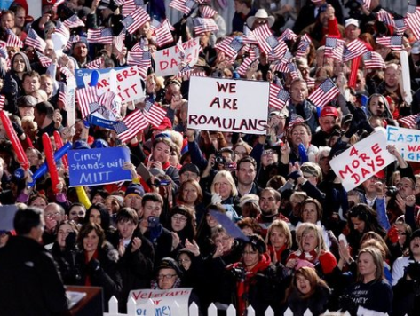 Forward: Romney Draws 30,000 In Ohio, Obama Draws 2800