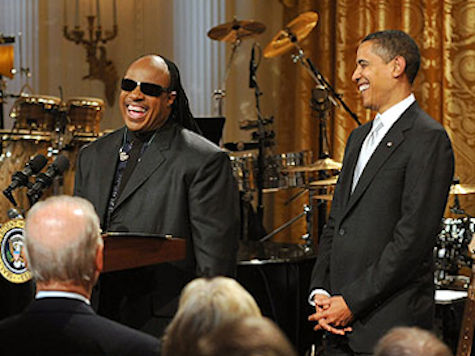 Ohio: Stevie Wonder Obama Rally Draws Less Than 200