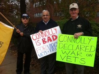 Veterans Accuse Rep. Connolly (D-VA) Of Denigrating Service Of Former Green Beret Challenger