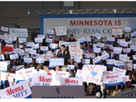 Paul Ryan Draws Biggest Solo Crowd in Liberal Minnesota