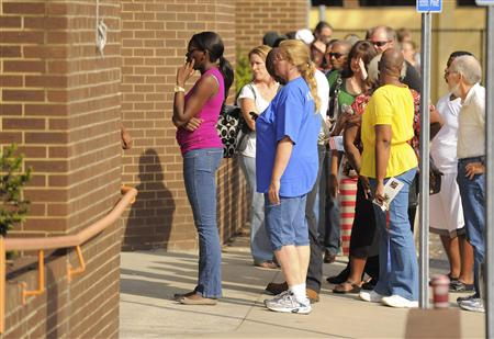 Early Voting Shrinks in Florida; GOP Leads Increased Absentee Balloting