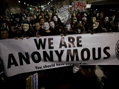 Guy Fawkes Day: Anonymous Wreaks Havoc, Releases Credit Card Info Online