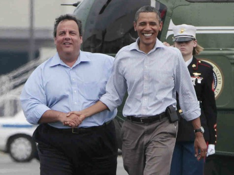Christie Calls Obama to Congratulate, Emails Romney