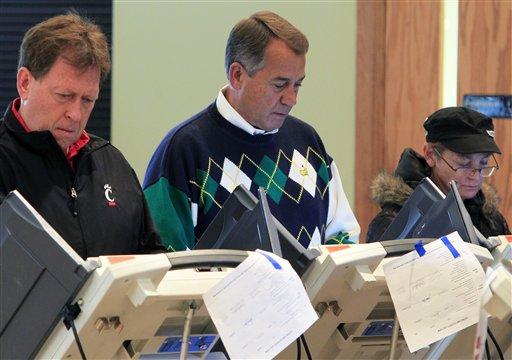 Republicans Renew House Control