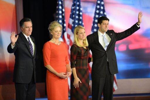 Paul Ryan Stays in House