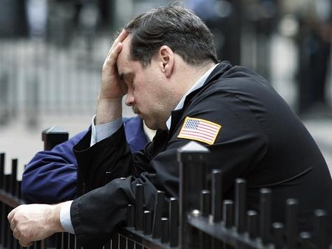 Downward: Stocks Crash After Obama Win