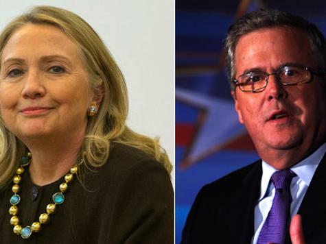 Politico: Bush vs. Clinton 2016!