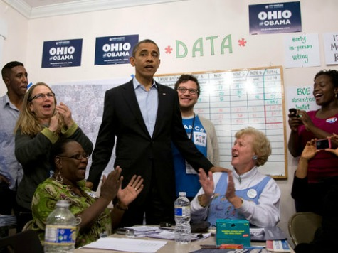 Team Obama: 'You Can't Transfer' Our Ground Game to Other Democrats