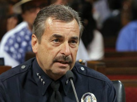 LAPD Chief Pushes Sales Tax Hike