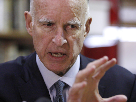 Brown: CA Tax Increases Will Spearhead National Movement