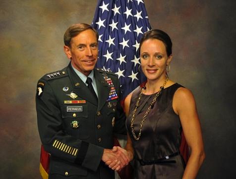 Report: Petraeus Whisked Mistress To Paris on Taxpayer Dime