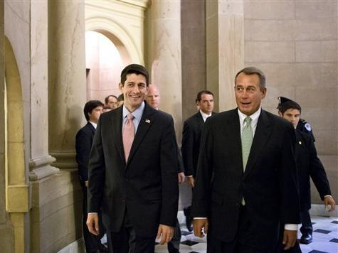 Boehner Gives Ryan Waiver to Serve as Committee Chair