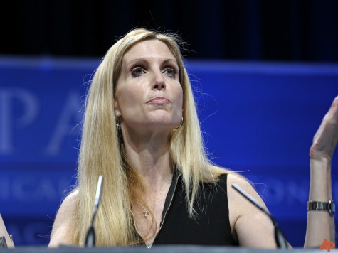Fordham President Shames College Republicans for Inviting Ann Coulter