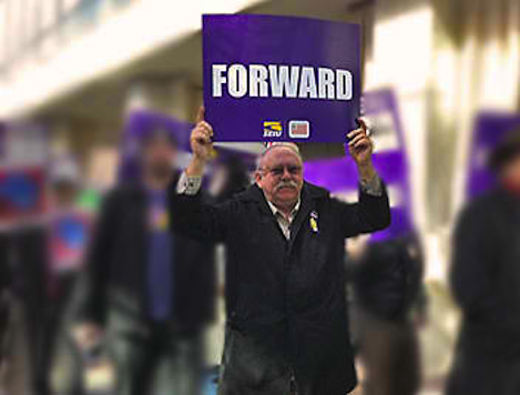 SEIU Worker Asks Members To Falsify Signatures To Sink Anti-Union Measure