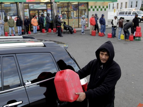 Frivolous Lawsuits Shut Down Largest Gas Can Co. as Sandy Spurs Demand