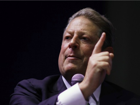 Al Gore Warns of 'Planetary Emergency' Again
