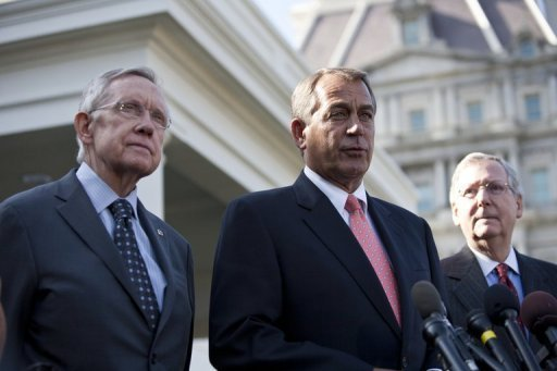 Congress, Obama set to resume 'fiscal cliff' talks