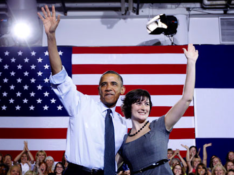 TIME Honors Sandra Fluke as 'Person of the Year' Finalist