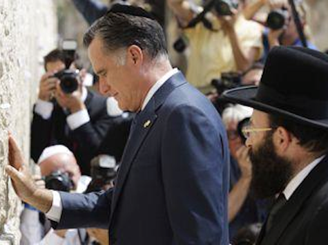 NYC: Pockets of Romney Support Largely Orthodox Jews