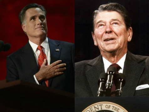 Don't Trash Reagan to Save Romney