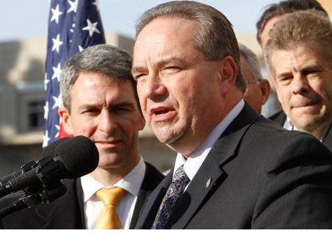 Virginia Lt. Gov. Bolling Won't Seek Gubernatorial Nomination