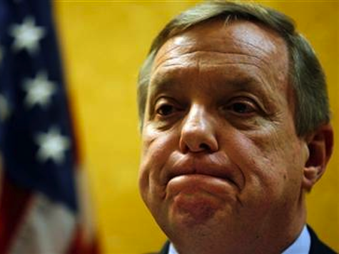 Sen. Durbin Suggests New Solution on Budget: Another Commission!