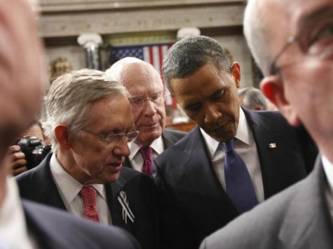 Harry Reid: Fiscal Cliff Deal Must Include Raising Debt Ceiling