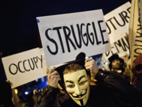 On Occupy, False Narratives, and Elections