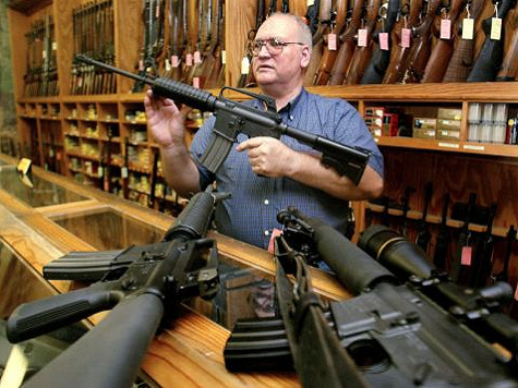 Black Friday 2012: Americans Want Their Guns