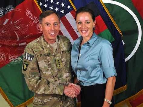 Petraeus Could Be Prosecuted by Military for Adultery