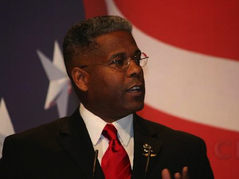 Allen West: 'Lincoln Only Served One Term in Congress, Too'