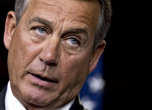 GOP issues new 'fiscal cliff' offer to Obama