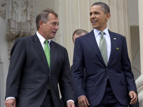 Boehner, GOP Leaders Purge Conservatives from Powerful Committees UPDATE: Boehner Scoffs