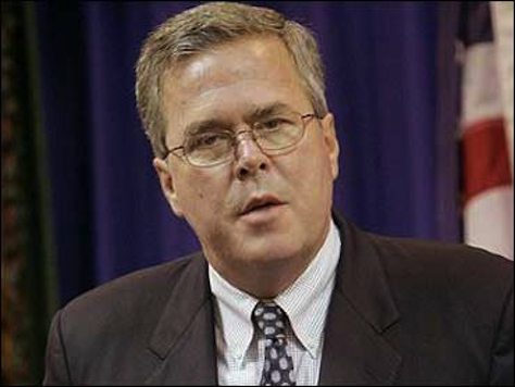 Jeb Bush: Being Called Centrist Makes Me 'Break Out in a Rash'